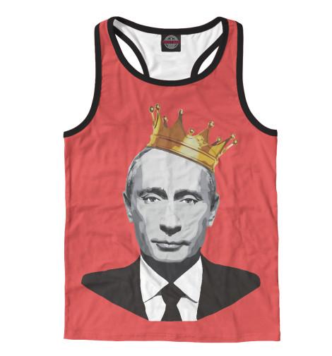 Майка борцовка Print Bar Putin King майка борцовка print bar trouble