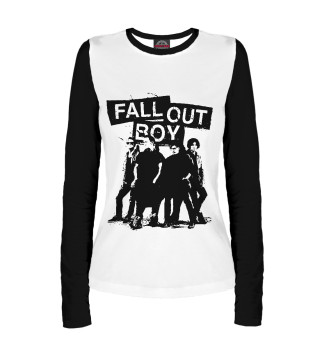 Женский лонгслив Fall Out Boy