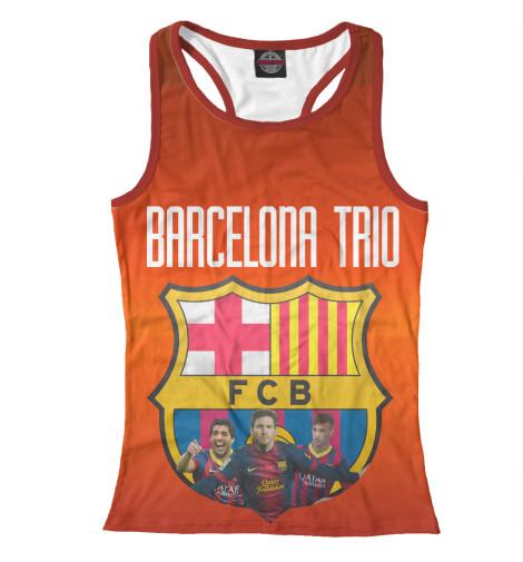 Майка борцовка Print Bar Barcelona trio майка борцовка print bar barcelona trio