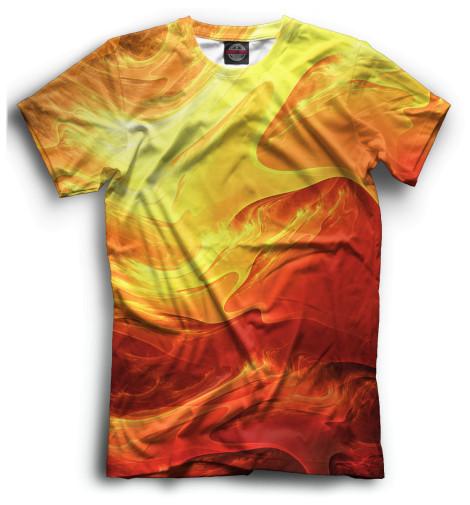 Мужская футболка Абстракция