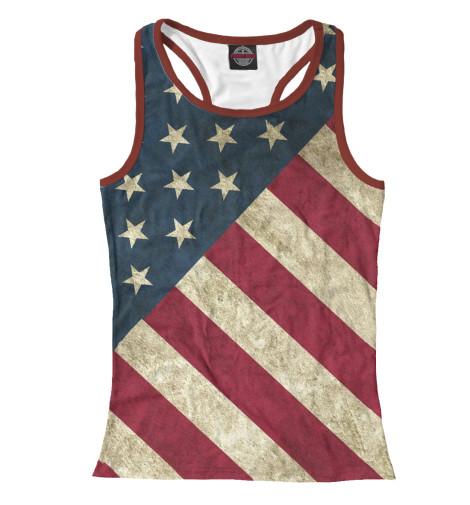 Купить Майка для девочки Флаг США CTS-744899-mayb-1