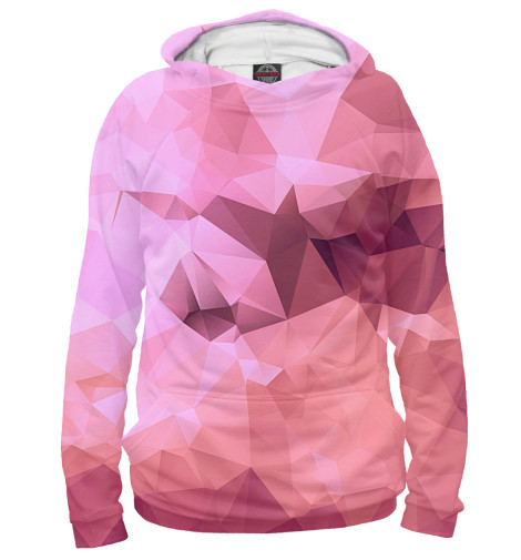Худи Print Bar Polygon худи print bar pink polygon