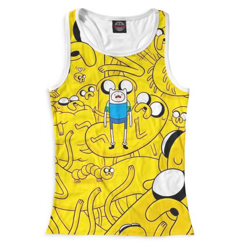 Купить Майка для девочки Adventure Time ADV-594999-mayb-1