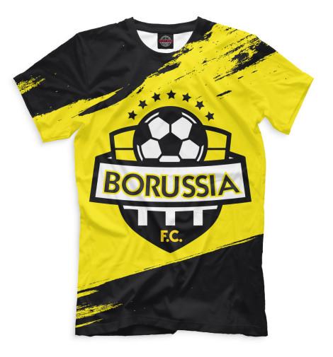 Купить Мужская футболка Borussia BRS-139228-fut-2