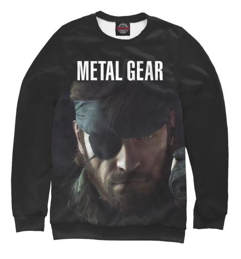Свитшот Print Bar Metal Gear свитшот print bar metal gear