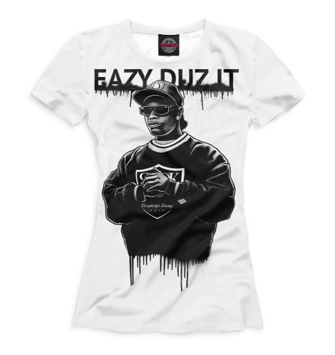 Женская футболка Eazy-E