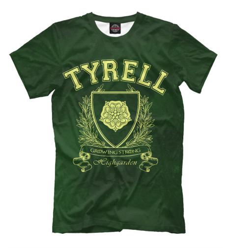 Купить Мужская футболка Дом Тиреллов IGR-675675-fut-2