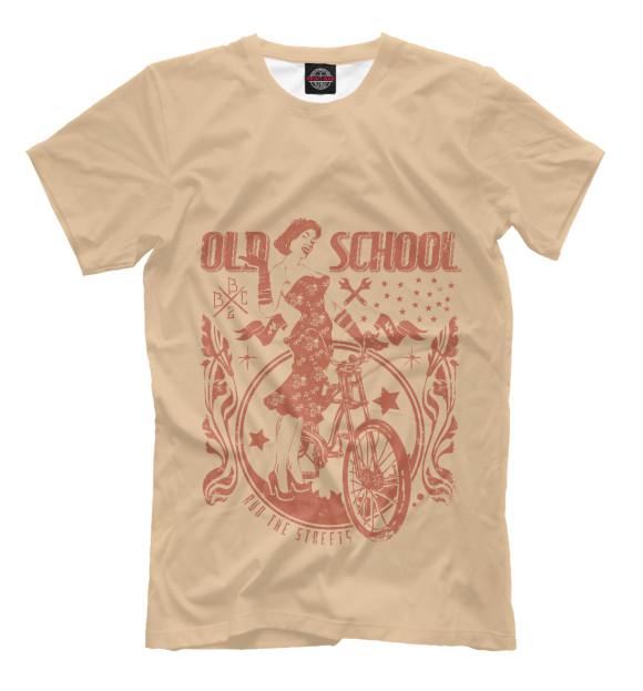 Купить Футболка для мальчиков Old School Lady HIP-552018-fut-2
