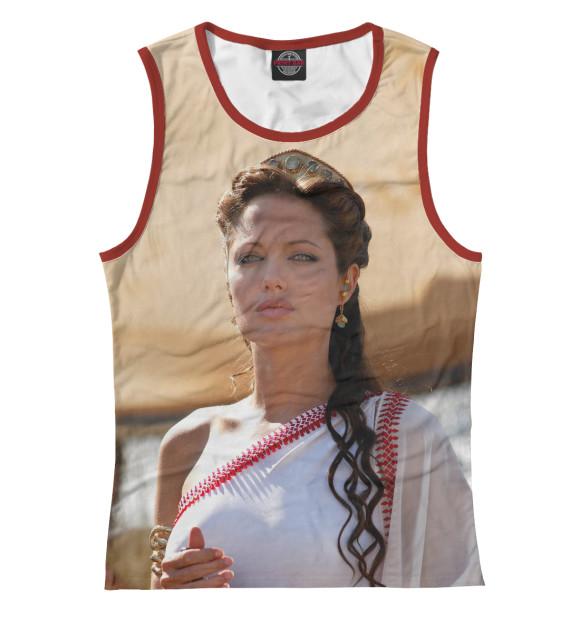 Купить Майка для девочки Александр — Анджелина Джоли NOV-183424-may-1