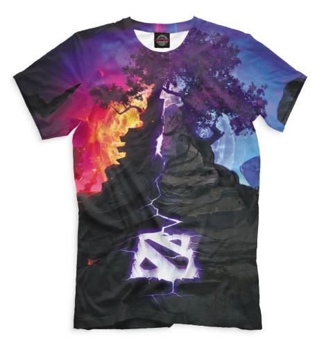 Купить Мужская футболка Dota 2 DO2-725962-fut-2