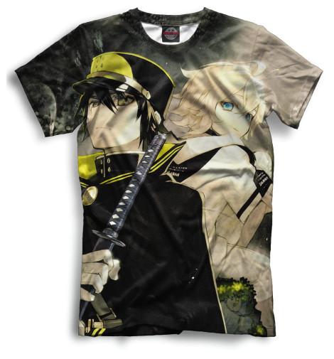 Мужская футболка Последний Серафим