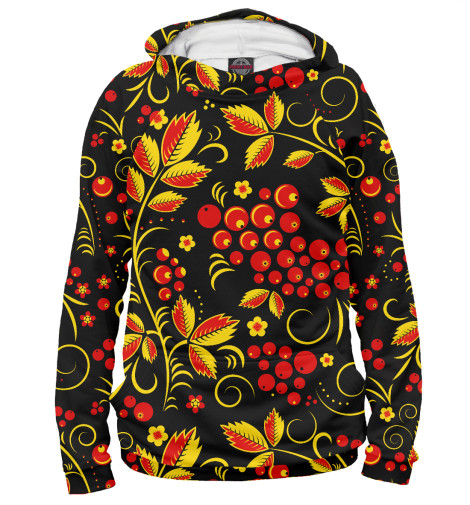 Купить Женское худи Хохлома VSY-399315-hud-1