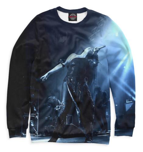Женский свитшот Evanescence