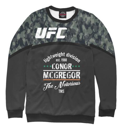 Свитшот Print Bar UFC Конор МакГрегор ufc 2 ps4