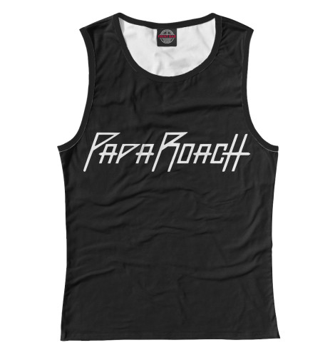 цена на Майка Print Bar Papa Roach
