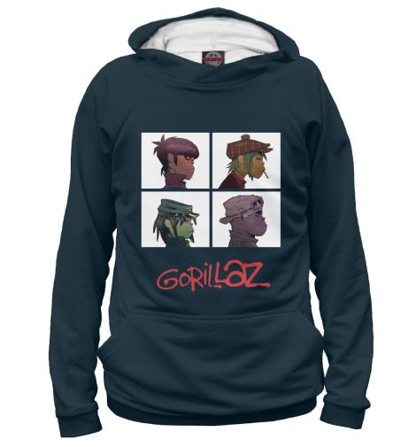 Купить Женское худи Gorillaz GLZ-838816-hud-1