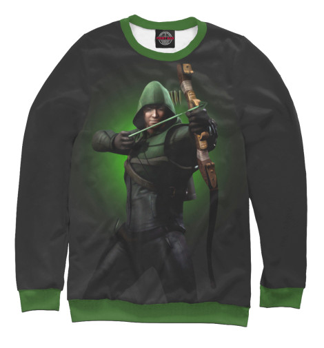 Свитшот Print Bar Green arrow майка print bar green arrow