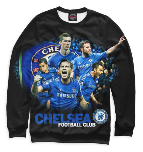 Женский свитшот Chelsea football club