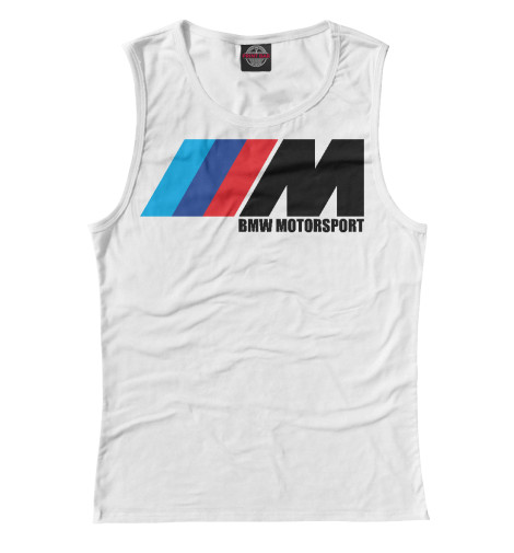 Майка Print Bar BMW Motorsport майка puma bmw motorsport
