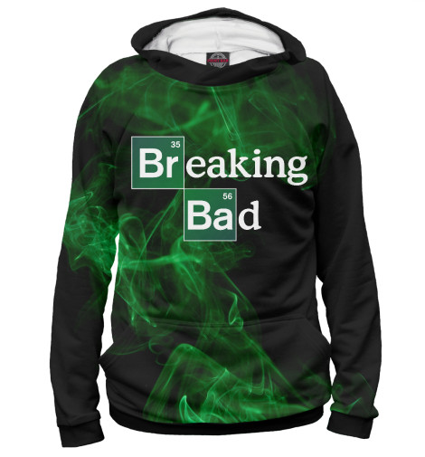 Худи Print Bar Breaking Bad блокнот breaking bad во все тяжкие