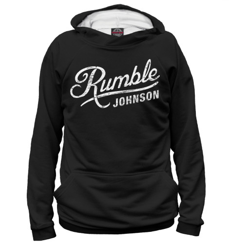 Худи Print Bar Rumble Johnson rumble roses xx купить спб