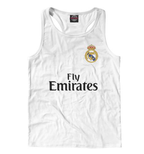 Майка борцовка Print Bar Форма Реал Мадрид футболка стрэйч printio реал мадрид