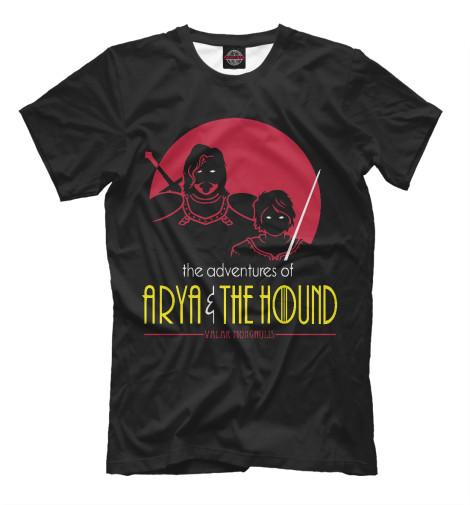 Купить Мужская футболка Арья и Пёс IGR-818672-fut-2