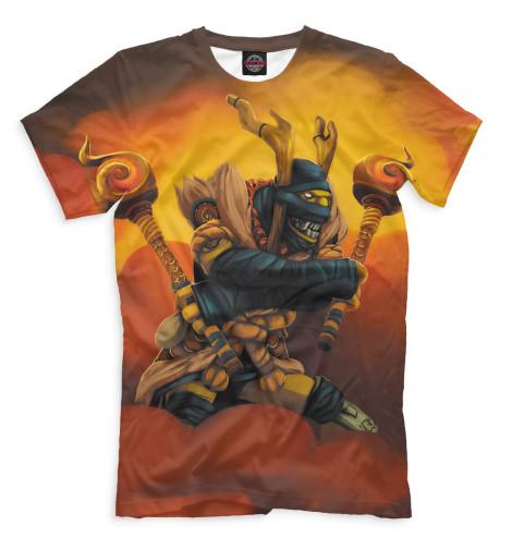 Мужская футболка Shadow Shaman