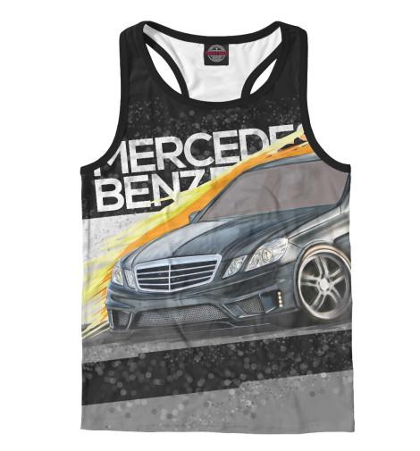 Майка борцовка Print Bar Mercedes-benz E-class mercedes а 160 с пробегом
