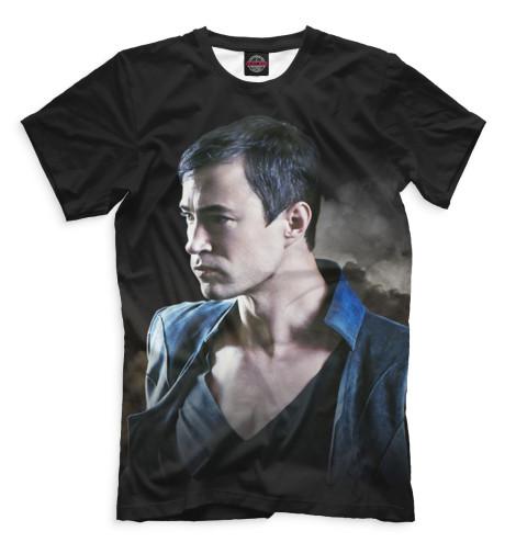 Мужская футболка Михаил
