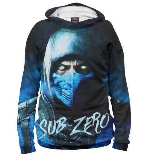 Женское худи Sub-Zero