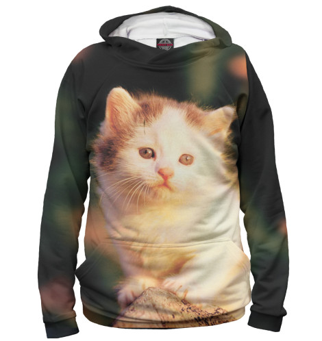 Купить Женское худи Коты CAT-557733-hud-1