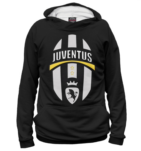 Худи Print Bar FC Juventus свитшот print bar fc juventus