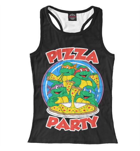 Майка борцовка Print Bar Pizza Party прибор для приготовления пиццы ariete 908 da gennaro pizza party