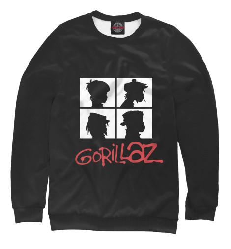 Купить Свитшот для девочек Gorillaz GLZ-547914-swi-1