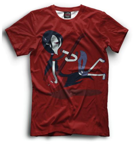 Мужская футболка Марселин