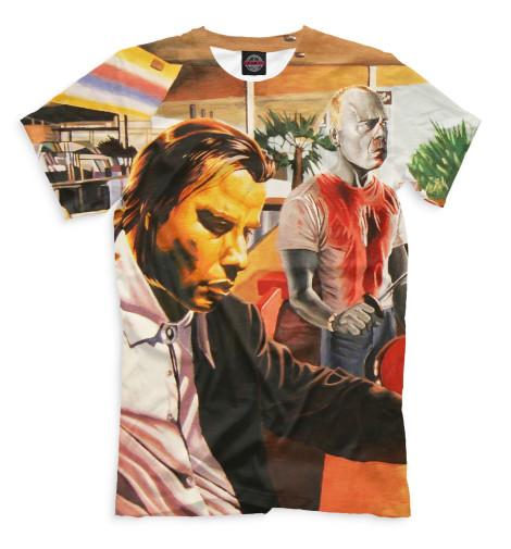 Мужская футболка Винсент Вега