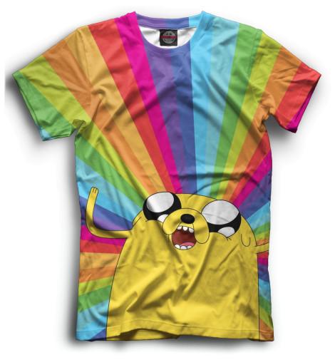 Мужская футболка Джейк