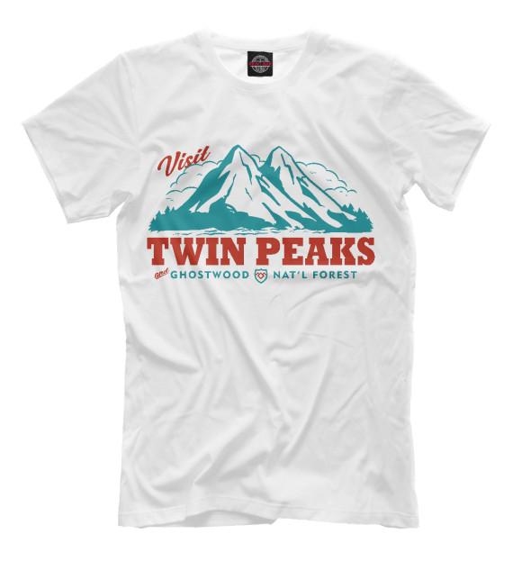 Купить Мужская футболка Твин Пикс TPS-571894-fut-2
