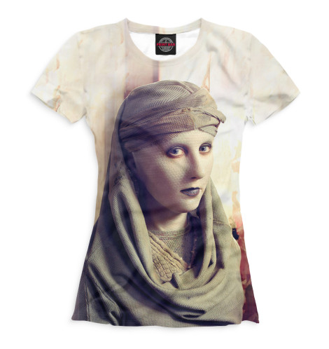 Женская футболка Ме Йеулл