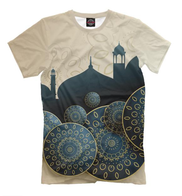 Купить Мужская футболка Mosque ISL-261073-fut-2