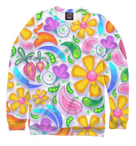 Купить Свитшот для мальчиков Flower Time CVE-688596-swi-2