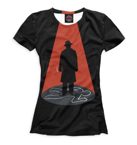 Женская футболка L.A. Noire