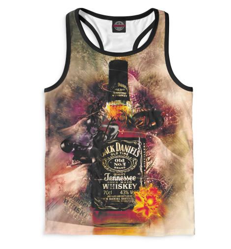 Мужская майка-борцовка Jack Daniels