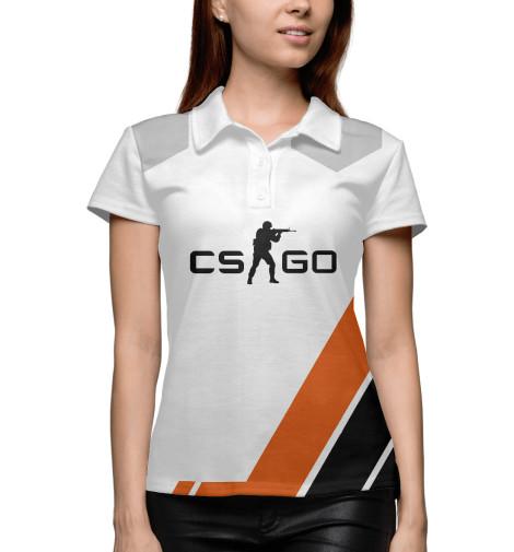 Поло для девочки Azimov CS:GO COU-969737-pol-1  - купить со скидкой