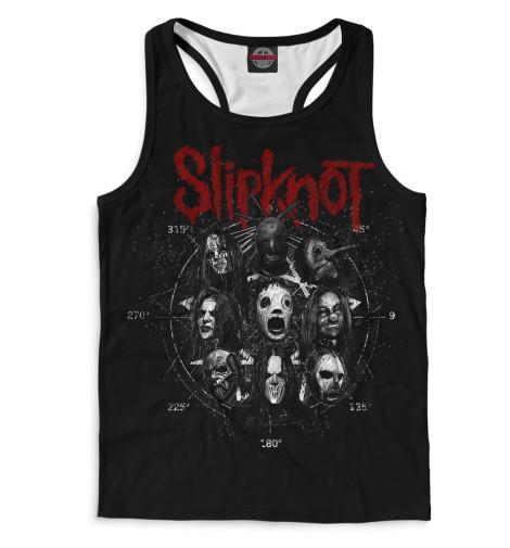 Мужская майка-борцовка Slipknot