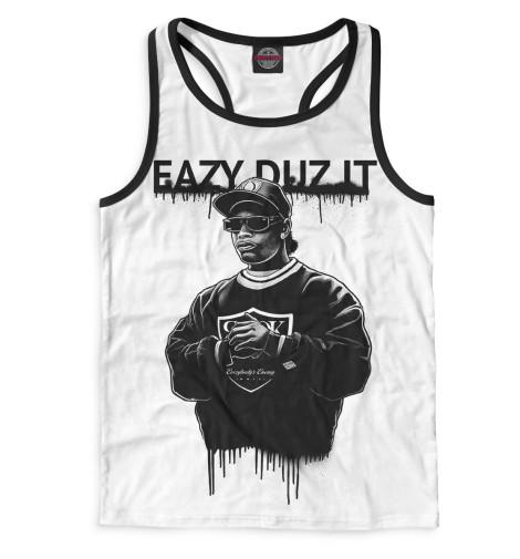 Мужская майка-борцовка Eazy-E