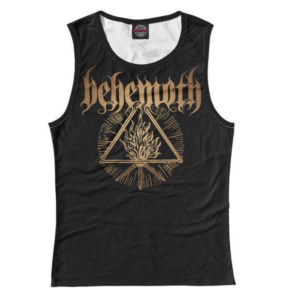 Купить Женская майка Behemoth MZK-188463-may-1