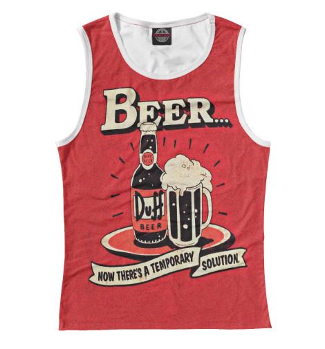 Купить Женская майка Duff Beer SIM-331363-may-1