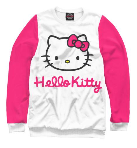 Купить Мужской свитшот Hello Kitty HLK-201223-swi-2